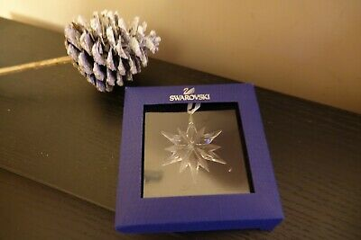 Swarovski Christmas Little Star 2011