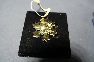 Swarovski Christmas Little Snowflake 2004/5