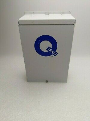 Q-TRAN Q6S300DT-120/12-1X25+CK-S Q6S Low Voltage Lightning Transformer 12V 300W