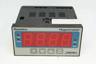 Michell Easidew Hydrometer, 0-2000ppm, ESM-4900.1.20.1.1/04.01/MIC.62078.04.1.A