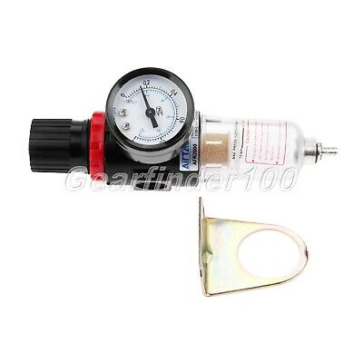 AFR2000 Air Pressure Water Separator Regulator Trap Filter Airbrush Compressor