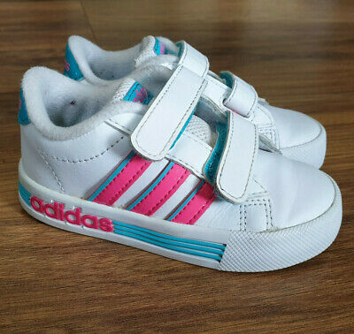 Girls ADIDAS Trainers  Size 6