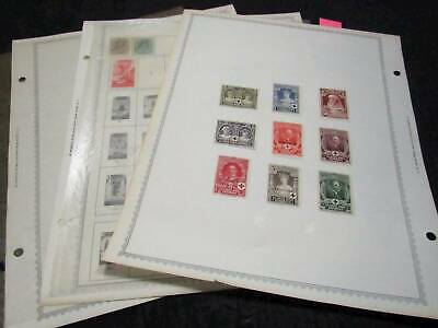 NobleSpirit No Reserve } Desirable Cape Juby Stamp Page Collection - Huge CV!