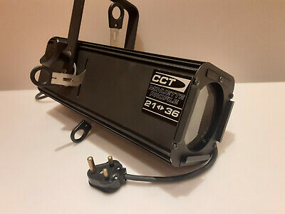 *EXCELLENT COND* CCT Minuette Profile 21/36 Reflector Zoom Stage Spot Light