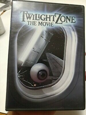 Twilight Zone: The Movie - John Lithgow Out Of Print OOP DVD Clean Disc