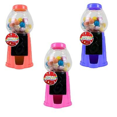 Gumball Machine – Bubble Gum Sweet Dispenser Mini Retro Candy Vending Vintage