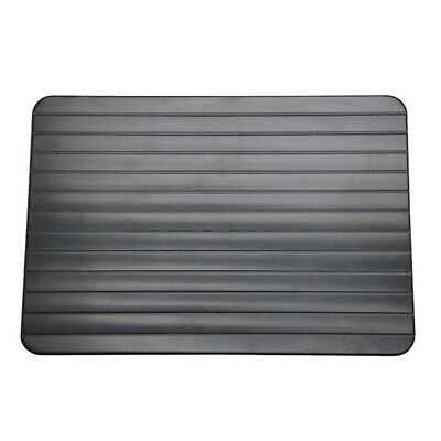 Fast Defrosting Tray Defrost Beef Meat Frozen Food Quickly Without B9S3