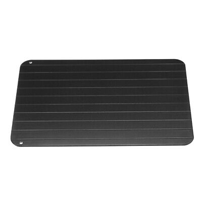 Fast Defrosting Tray Defrost Beef Meat Frozen Food Quickly Without Q4T6
