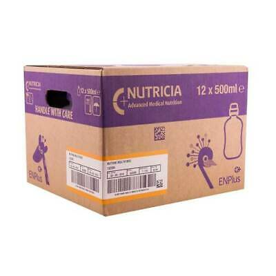 Nutricia Nutrini  Energy Multi Fibre  1.5 Kcal Drink smart pack 500 ml x12 stk