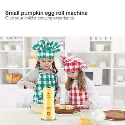 DIY Electric Egg Boiler Automatic Egg Roll Maker Omelette Master Sausage Machine