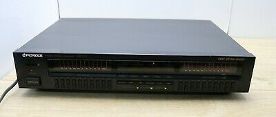Pioneer GR-777 Stereo Graphic Equalizer Double Spectrum Analyzer Voicing JAPAN