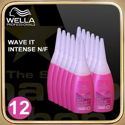 Wella Wave It Baseline Intense N/F 75ml 12 Stück SCHAMBOO Bonus-Packs