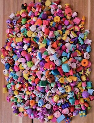(50) Shopkins Lot with Random selections from Seasons 1,2,3,4,5,6,7 and 8,9,10 !