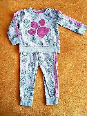 Girls Paw Patrol Outfit Age 2-3