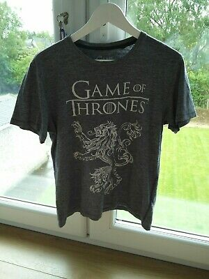 Gents Next Game of Thrones T-shirt Small in Great Condition Bargain