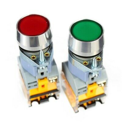Momentary Push Button And Rotary Switches