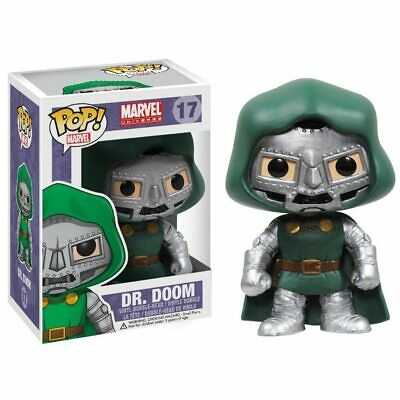 Funko POP Marvel Bobble Figure, Dr. Doom Figure !! DR. DOOM POP DOLL