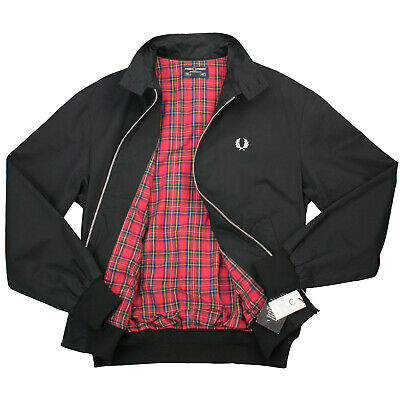 In England Jacke Made Fred Harrington Jacket Perry J1170 hrtdxsQBCo