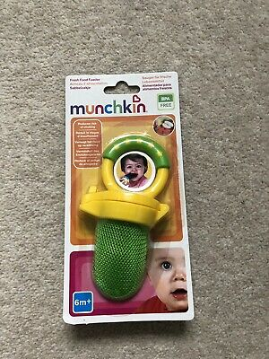 Munchkin Fresh Food Feeder New