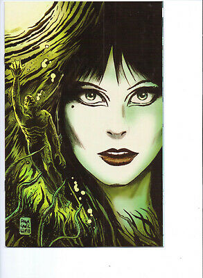 Bone Virgin Variant Dynamite Comic Book NM ELVIRA SHAPE OF ELVIRA #2 1:20 J