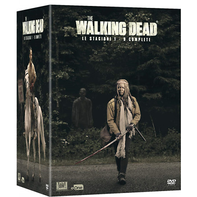 STV *** THE WALKING DEAD - Stagioni 1-9 (40 Dvd) * sigillato