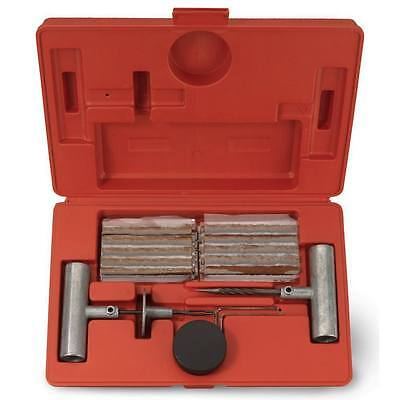 35PC Professional Tire Repair Kit Set | Car Bicycle Motorcycle ATV Tractor VCT