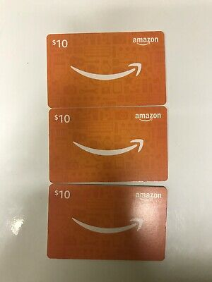 $30 Amazon Gift Card — *FREE SHIPPING*
