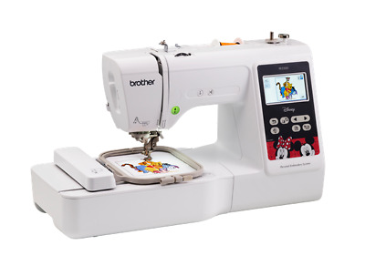 "BROTHER PE550D PE 550 D 4""x4"" Embroidery Machine with Built-In Disney Designs"