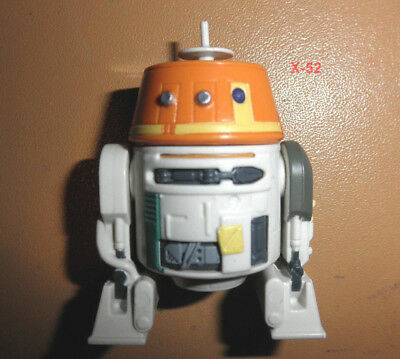 STAR WARS REBELS animated series CHOPPER droid FIGURE toy C1-10P astromech Disne