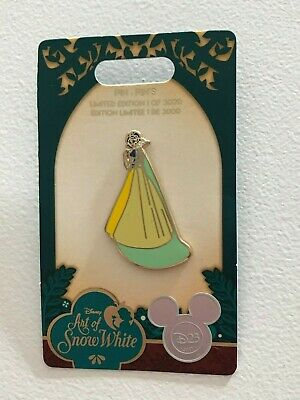 Disney D23 Expo 2017 EXCLUSIVE Art of Snow White Store Pin Limited Edition 3000