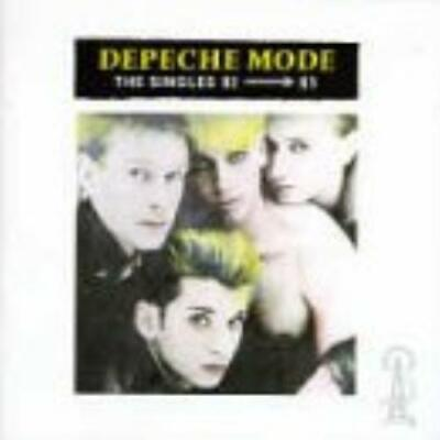 Depeche Mode : The Singles 81-85 (15 tracks) CD Expertly Refurbished Product
