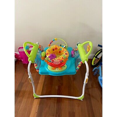 Fisher Price Exersaucer - excellent condition