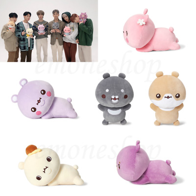 TWOTUCKGOM x MONSTA X Plush Doll Body Pillow Cushion Toy Authentic Official MD