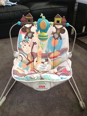 Fisher-price baby fun park bouncer