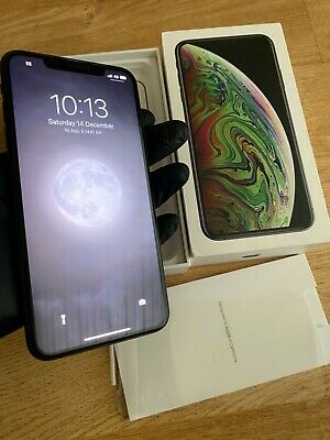 Apple iPhone XS Max 512GB Space Grey - Unlocked MT562B/A - Boxed- Mint Condition