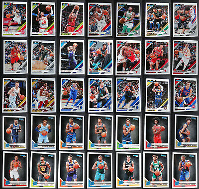 2019-20 Donruss Base Basketball Cards Complete Your Set You U Pick 1-250