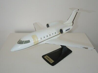 Bombardier Canadair Challenger CL-601 16 inch Desktop Model by SPACE MODELS
