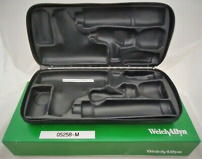 Welch Allyn #05258-M Panoptic Diagnostic Set Case  For Panoptic Sets--Case Only