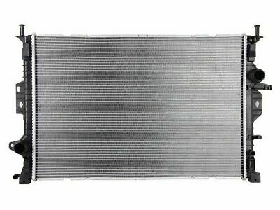 For 2010-2015 Mercedes E63 AMG Radiator TYC 13314PD 2011 2012 2013 2014