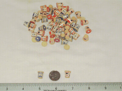 54 Miniature Yogurt Containers For Jewelry & Crafting