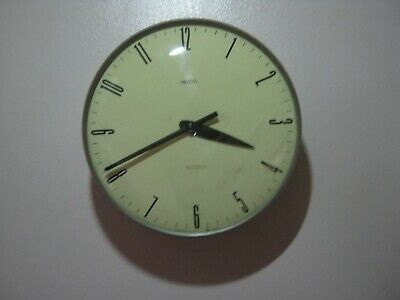 Vintage Smiths Wall Clock GWO