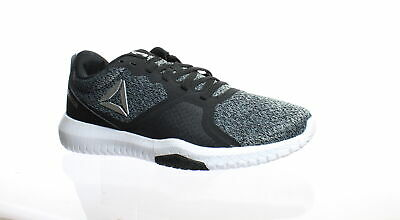 Reebok Womens Flexagon Force Black Cross Training Shoes Size 7