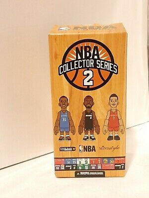 Look For LeBron Durant /& Chase MINDStyle X CoolRain NBA Series 2 Blind Box