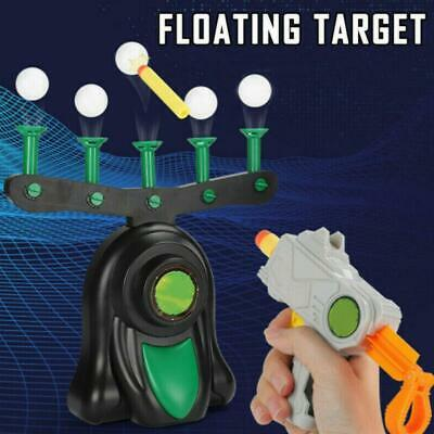 Electric Air Shot Hovering Ball Target Shooting Game Party Foam Darts Game Xmas