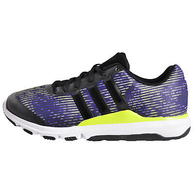 Red adidas Adipure Primo Mens Running Sneakers Fitness Gym Treadmill Shoes