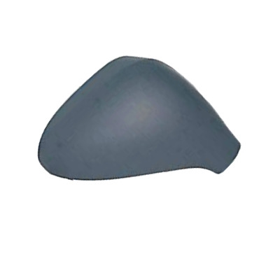 For Peugeot 207 2006-Onwards Right Door Mirror Cover Primed