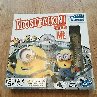 SPARES Despicable Me Minions Frustration Board Game Parts Pieces Replacement