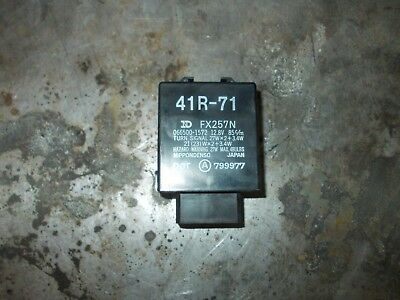 1985 Yamaha FZ750 FZ Blinker Flasher Relay