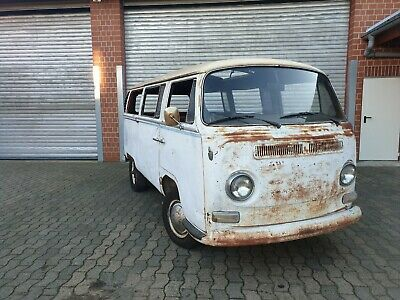 VW T2 A 1969 Schiebedach US Import