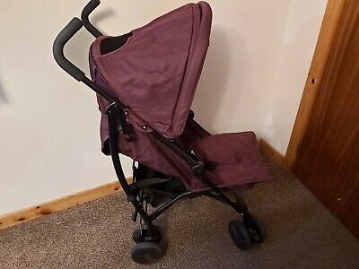 Cuggl Maple Pushchair Mulberry Purple Baby Toddler